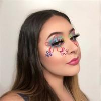 Cute Crazy Makeup Ideas